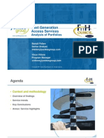 2009_02_06 [Yankee Group] Next Generation Access Services - Analysis of Portfolios {40p}