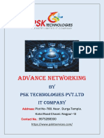 Advance Networking
