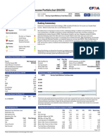 CFRA Equity Research MF Fixed Income (DGCFX) - JEFFREY ULATAN