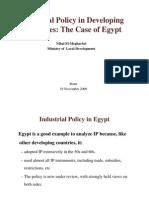 Industrial Policy in Egypt_Nihal El-Megharbel