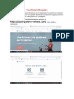 tutorial powerpoint y polleverywhere