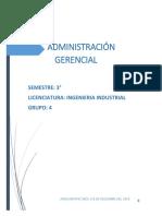 Trabajo Final- Administración Gerencial