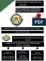 RESUMEN DE NORMAS DE COMPETENCIA  SINEACE .LIMA.pptx