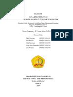 MAKALAH - Analisa Rasio Keuangan PT Gajah Tunggal Tbk