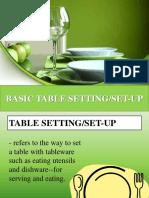 BASIC-TABLE-SET-UP