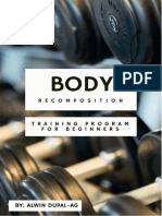 Body Recomposition Training Program.pdf