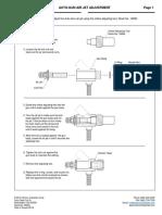 Auto-Gun Air Jet Adjustment Tool