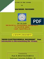 ECM-IIT K
