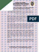 INFORME EJECUTIVO DEL SEGUIMIENTO AL SISTEMA INSTITUCIONAL DE EVALUACIÓN Y PROMOCIÓN DEL ESTUDIANTE