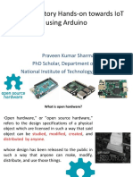 An introductory Hands-on towards IoT using Arduino.ppt