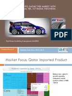Tyre Marketing in Qatar