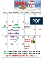 Agenda Diciembre 2010