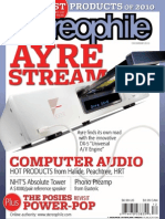 Stereophile 2010-12