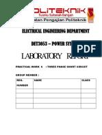 lab sheet PW6 jun 2017
