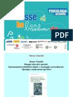 Bisogni educativi speciali Renzo-Vianello