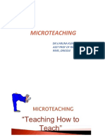 microteaching ppt