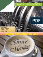 Turbine & its governing and turbo generator Alok - Copy
