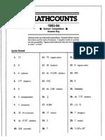 Soal Matematika Bahasa Inggris