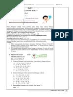 Modul Matematika Kelas 6