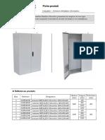 Fiche Produit Armoire Metalbox  Monobloc