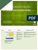 Guia de recursos multimédia