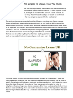Bad Credit Loans Are simpler To Obtain Than You Think