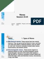 2018080915115600000524_Z02110030220154192Session 23-25-Waves.ppt