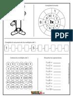Tablas de multiplicar - fichas.pdf