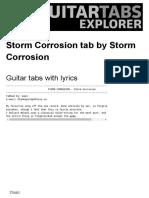 STORM CORROSION_ Storm Corrosion Guitar tabs _ Guitar Tabs Explorer.pdf