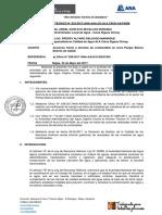 MODELO DE INFORME N° 023-2017