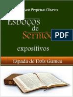 Esboços de Sermões Pr. Evair Oliveira