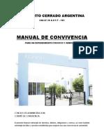 MANUAL DE CONVIVENCIA CONJUNTO CERRADO ARGENTINA.docx