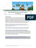 Bulk Certification Exam Voucher - Partners_FY17