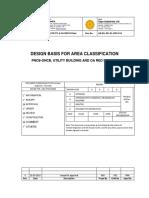 AE-SIL-301-EL-DOC-516-Area Classification Design Basis