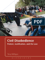 Civil Disobedience_ Protest, Justification and the Law - Tony Milligan.pdf