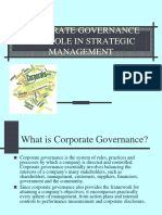 Corporate Governance and its role in Strategic Management .pptx
