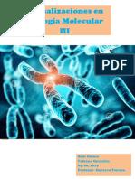 3ra clase. de actualizaciones en biologia molecular (clase 59)
