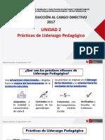 UNIDAD 2 - Prácticas Eficaces de Liderazgo Pedagógico.pptx