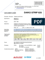 N004 - Daiko Strip  625