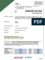 K034 - Daikoflux 940