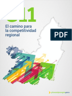 G11 El camino para la competitividad regional