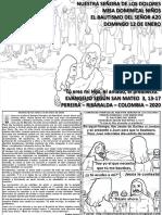 HOJITA DOMINICAL BAUTISMO DEL SEÑOR A20.pptx