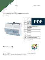 DRT-301C series user manual