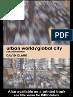 Urban.world by david clark