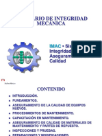 PRESENTACIÓN INTEGRIDAD MECÁNICA .ppt