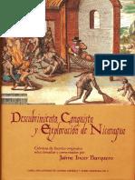 Descubrimeinto, conquista y colonización de Nicaragua. Jaime Incer Barquero.pdf