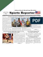 January 16, 2020  Sports Reporter