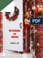Un Crăciun Cu Bucluc de Anne K. Joy (Magia Crăciunului #5) (Primele Trei Capitole Gratuit)