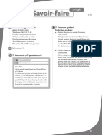 Corrigés Savoir Faire U3+Evaluation1 NT1 GP