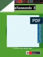 Castellaneando 3 intermedio cuaderno de trabajo - Castellano como L2